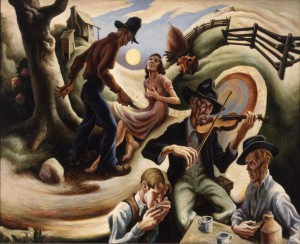Thomas_Hart_Benton_Jeolous_Lover