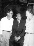 Ike Everly, Merle Travis, Mose Rager